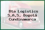 Bta Logistics S.A.S. Bogotá Cundinamarca
