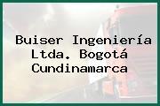 Buiser Ingeniería Ltda. Bogotá Cundinamarca