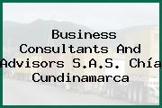 Business Consultants And Advisors S.A.S. Chía Cundinamarca