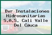 Bvr Instalaciones Hidrosanitarias S.A.S. Cali Valle Del Cauca