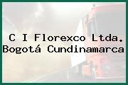 C I Florexco Ltda. Bogotá Cundinamarca