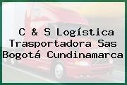 C & S Logística Trasportadora Sas Bogotá Cundinamarca