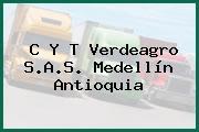 C Y T Verdeagro S.A.S. Medellín Antioquia