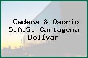 Cadena & Osorio S.A.S. Cartagena Bolívar