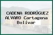 CADENA RODRÚGUEZ ALVARO Cartagena Bolívar