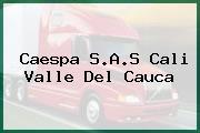 Caespa S.A.S Cali Valle Del Cauca