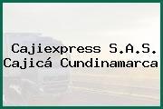 Cajiexpress S.A.S. Cajicá Cundinamarca