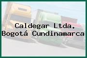 Caldegar Ltda. Bogotá Cundinamarca
