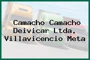 Camacho Camacho Deivicar Ltda. Villavicencio Meta