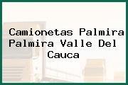 Camionetas Palmira Palmira Valle Del Cauca