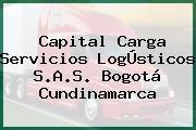 Capital Carga Servicios LogÚsticos S.A.S. Bogotá Cundinamarca