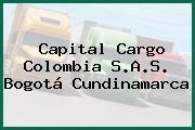 Capital Cargo Colombia S.A.S. Bogotá Cundinamarca