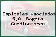 Capitales Asociados S.A. Bogotá Cundinamarca