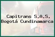 Capitrans S.A.S. Bogotá Cundinamarca