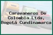 Caravaneros De Colombia Ltda. Bogotá Cundinamarca