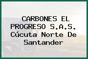 CARBONES EL PROGRESO S.A.S. Cúcuta Norte De Santander