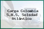 Carga Colombia S.A.S. Soledad Atlántico