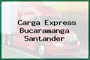 Carga Express Bucaramanga Santander