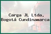 Carga JL Ltda. Bogotá Cundinamarca