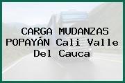 CARGA MUDANZAS POPAYÁN Cali Valle Del Cauca