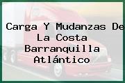 Carga Y Mudanzas De La Costa Barranquilla Atlántico