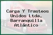 Carga Y Trasteos Unidos Ltda. Barranquilla Atlántico
