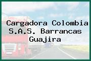 Cargadora Colombia S.A.S. Barrancas Guajira