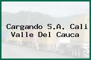 Cargando S.A. Cali Valle Del Cauca