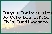 Cargas Indivisibles De Colombia S.A.S. Chía Cundinamarca