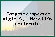 Cargatransportes Vigía S.A Medellín Antioquia
