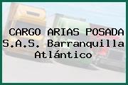 CARGO ARIAS POSADA S.A.S. Barranquilla Atlántico