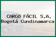 CARGO FÁCIL S.A. Bogotá Cundinamarca