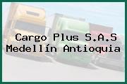 Cargo Plus S.A.S Medellín Antioquia