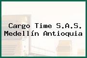 Cargo Time S.A.S. Medellín Antioquia