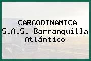 CARGODINAMICA S.A.S. Barranquilla Atlántico