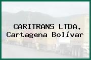 CARITRANS LTDA. Cartagena Bolívar