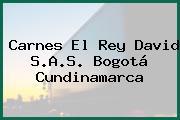 Carnes El Rey David S.A.S. Bogotá Cundinamarca