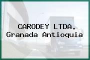 CARODEY LTDA. Granada Antioquia