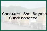 Carotari Sas Bogotá Cundinamarca