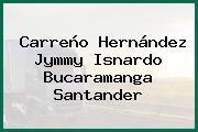 Carreño Hernández Jymmy Isnardo Bucaramanga Santander