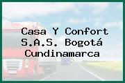 Casa Y Confort S.A.S. Bogotá Cundinamarca