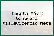 Caseta Móvil Ganadera Villavicencio Meta