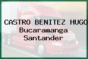 CASTRO BENITEZ HUGO Bucaramanga Santander