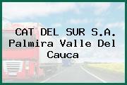 CAT DEL SUR S.A. Palmira Valle Del Cauca
