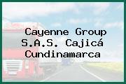 Cayenne Group S.A.S. Cajicá Cundinamarca