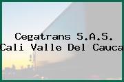 Cegatrans S.A.S. Cali Valle Del Cauca