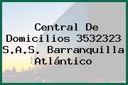 Central De Domicilios 3532323 S.A.S. Barranquilla Atlántico