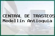 CENTRAL DE TRASTEOS Medellín Antioquia