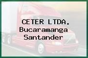 CETER LTDA. Bucaramanga Santander