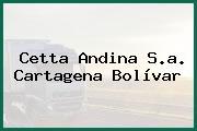 Cetta Andina S.a. Cartagena Bolívar